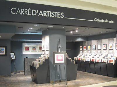 Dicas da Larissa: CARRÉ D'ARTISTES / Arte Para Todos