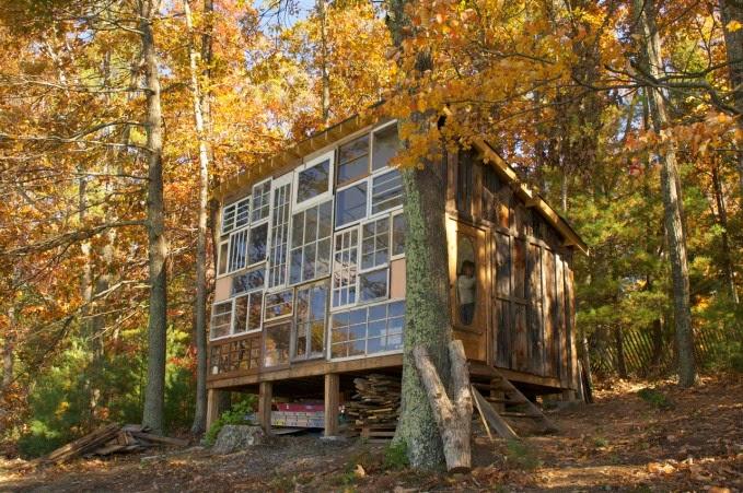 Um Amor, Uma Cabana, Novas Formas de Pensar