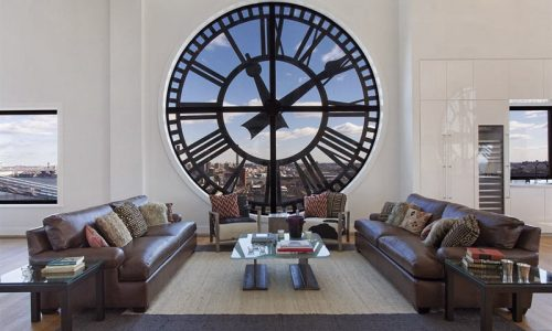 THE CLOCK TOWER LOFT