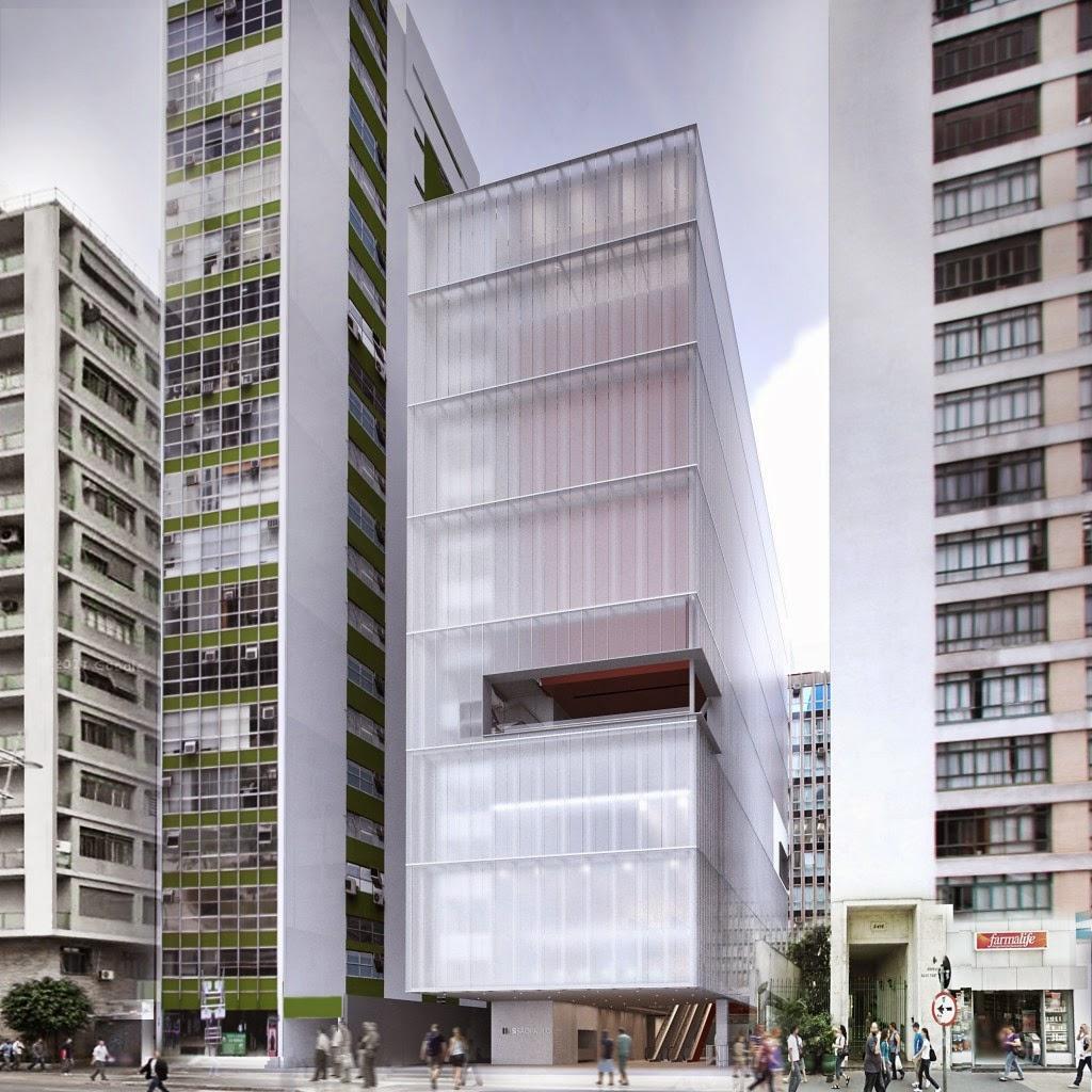 O Novo Endereço do INSTITUTO MOREIRA SALLES em São Paulo