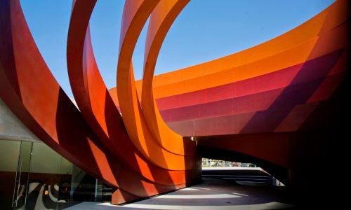 Design Museum Holon por RON ARAD Architects