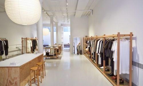 CONCEITO LOFT PARA LOJA La Garçonne Store
