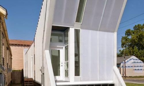 ALLIGATOR HOUSE: BuildingStudio: New Orleans