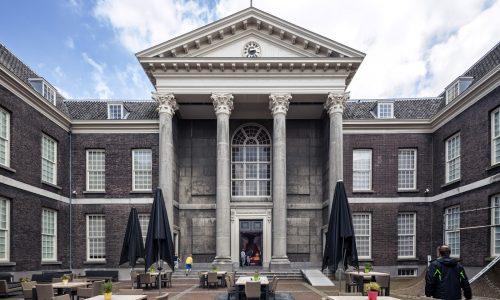 O Espaço Sagrado de UM MUSEU HOLANDÊS
