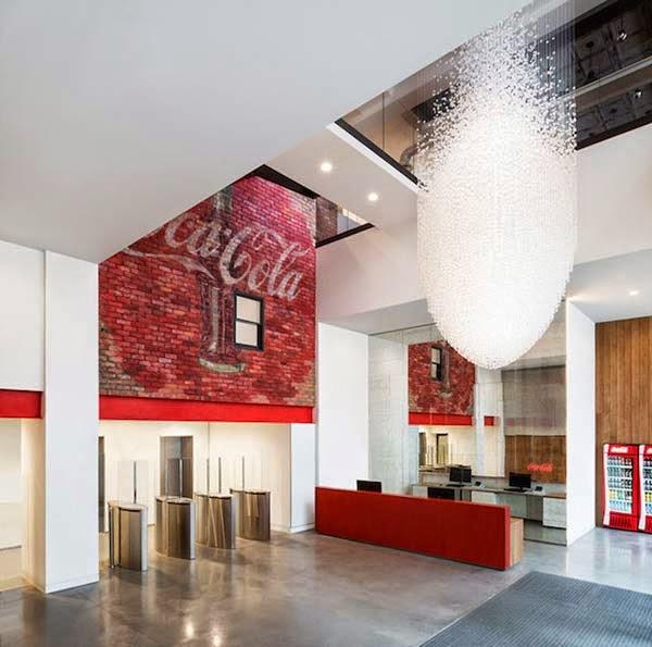 COCA-COLA LONDRES: Projeto de MoreySmith
