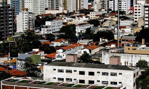 CASAS GEMINADAS MODERNAS Na Vila Madalena