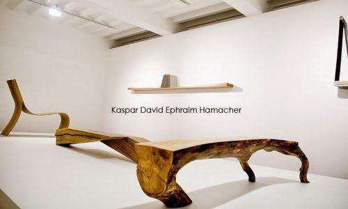NATUREZA ETERNIZADA: Kaspar Hamache