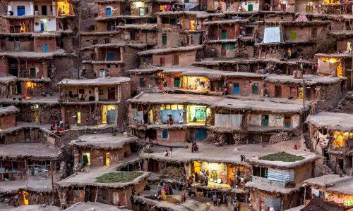 Masuleh, Iran: 3.000 ANOS DE HISTÓRIA