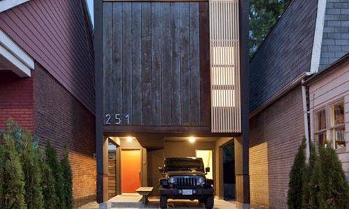 SHAFT HOUSE: Design Contemprâneo e Baixo Custo