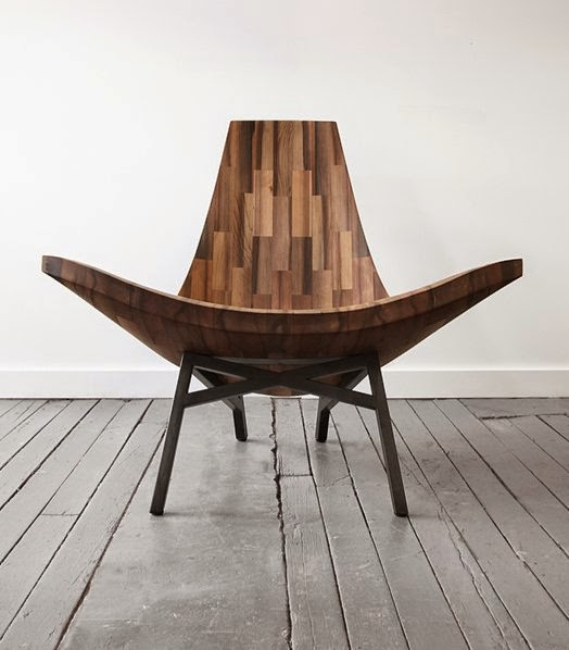 Para a Nossa Coleção: Water Tower Chair