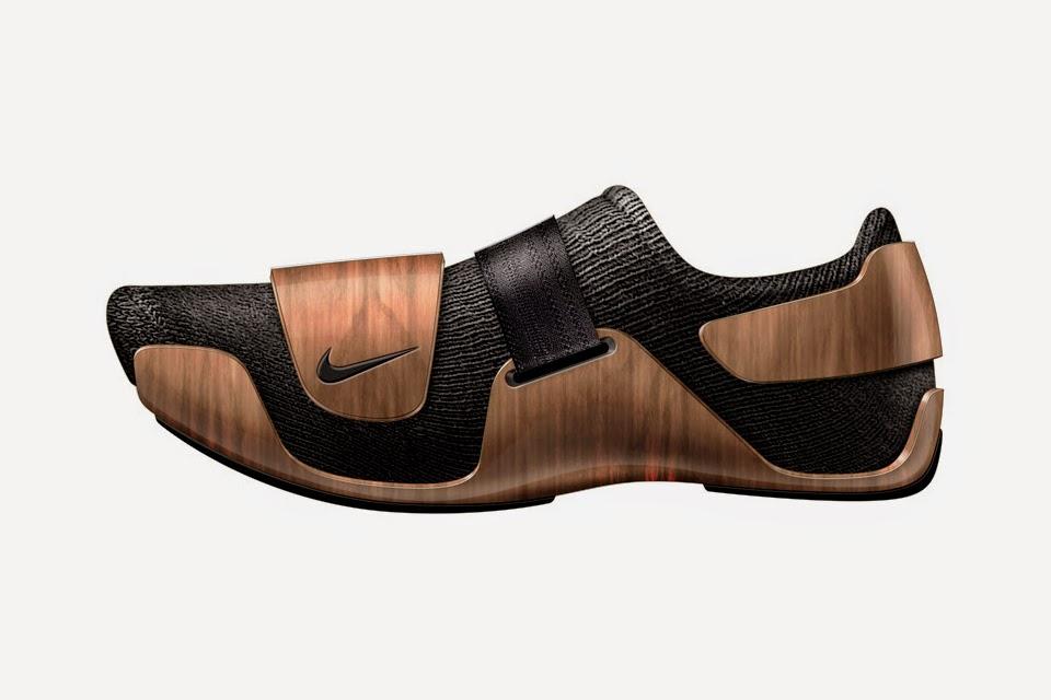 Eames + Ora-ito = Nike Concept