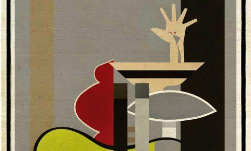Nova Coleção do Italiano Federico Babina