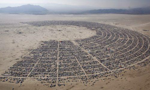 Burning Man, Um Festival de Arte & Liberdade