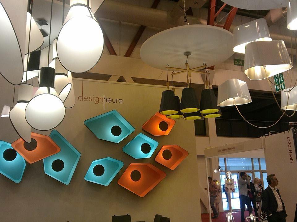 Luzes Francesas, DesignHeure