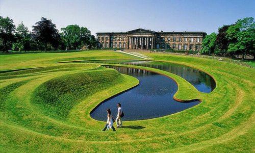 Os Jardins Fantásticos de Charles Jencks