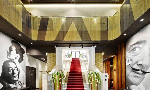 Sustentabilidade, Luxo, Arte e História no Vincci Hotel Gala Barcelona