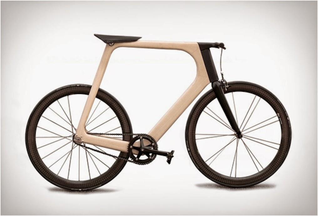 Arvak, A Bike Que Nasceu Item de Colecionador