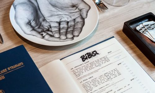 Bibo, Mix de Galeria e Restaurante