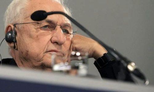 O Desabafo de Frank Gehry