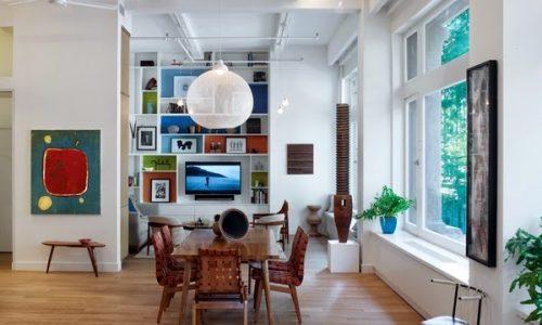 Um Apartamento Tipicamente Novaiorquino