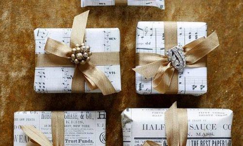 Embrulhe Seus Presentes Com Mais Amor