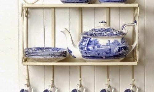 Spode: O Estilo Inglês Na Porcelana