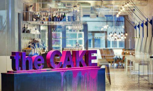 The Cake, Uma Experiência Design Gourmet