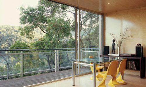 Uma Casa Conteiner em Melbourne