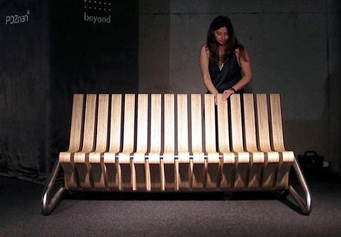 Mobiliário Criativo e Prático