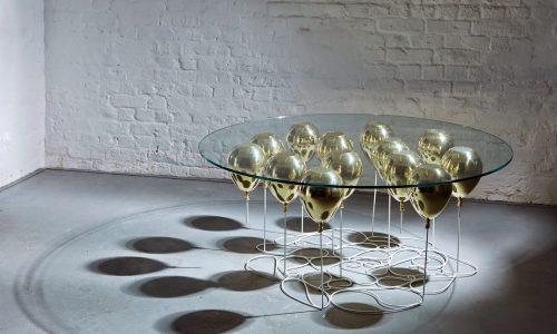 UP BALLOON COFFEE TABLE