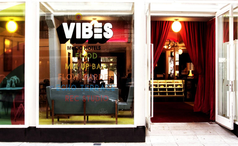 Um Hotel Para DJs e Amantes da Música Eletrônica