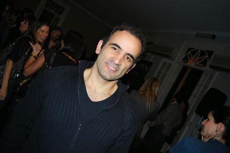 Palestra com Marcelo Hobeika na Arquitec