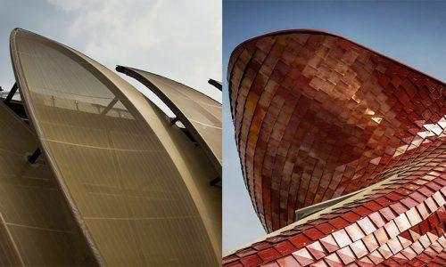 A Arquitetura Em Milão Para A Expo 2015