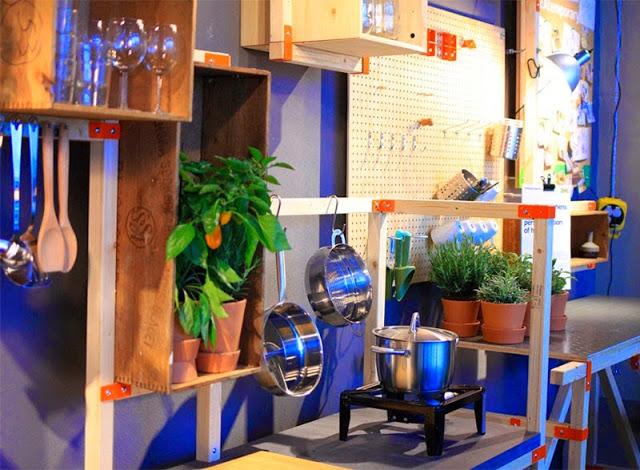 """Conheça as Cozinhas """"Hackeáveis"""" da IKEA"""