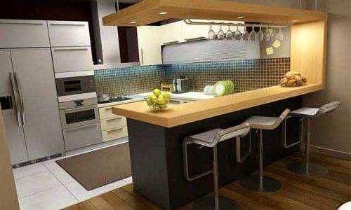 Cozinha Pequena X Cozinha dos Sonhos