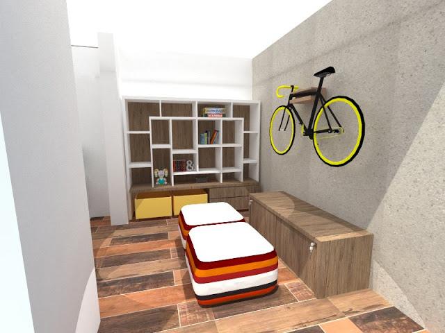 Casa Carol, por Larissa Carbone Arquitetura