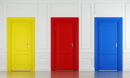 Menos Portas e Mais Design
