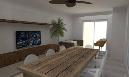 Espaço Gourmet por Larissa Carbone Arquitetura