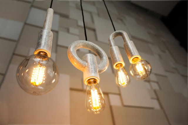 As Luminárias Super Modernas da Porcelain Bear
