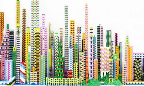 Lego City, Uma Crítica À Arquitetura das Mega Cidades