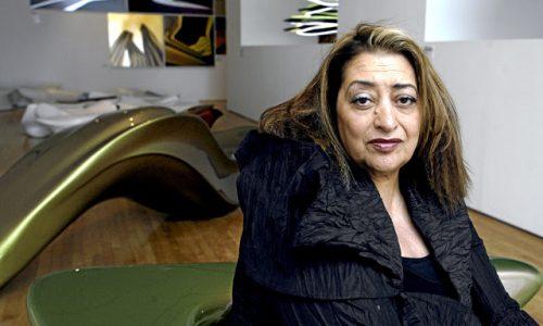 O Adeus a Zaha Hadid, A Grande Dama da Arquitetura