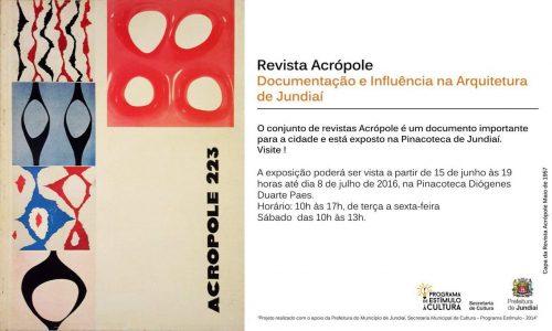 Acrópole e A Arquitetura Modernista em Jundiaí
