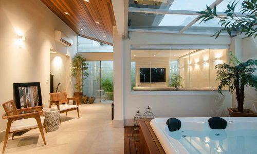Casa Nature por Larissa Carbone Arquitetura