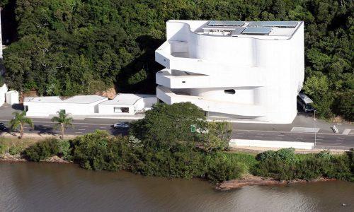Fundação Iberê Camargo, Porto Alegre – RS