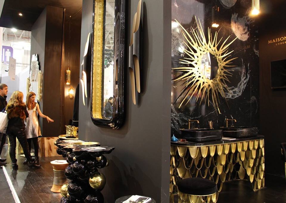 copper-furniture-maison-objet-paris-maison-valentina-mirror-guilt