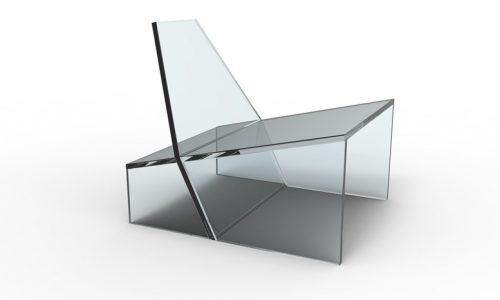 Glass 11, Mobiliário em Vidro