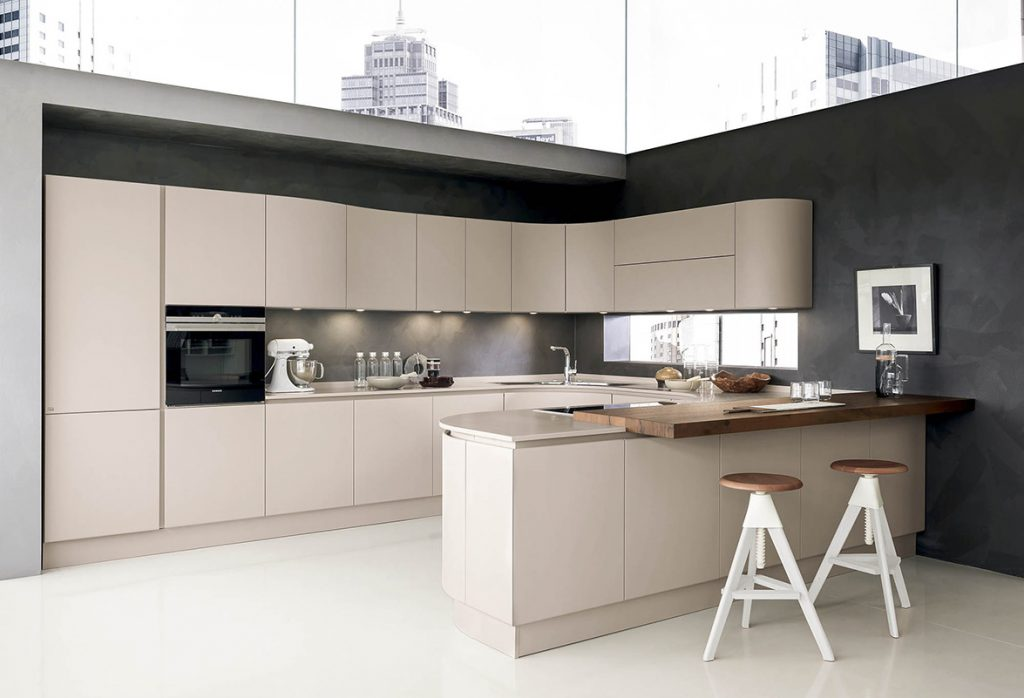 Artika kitchen by Pedini