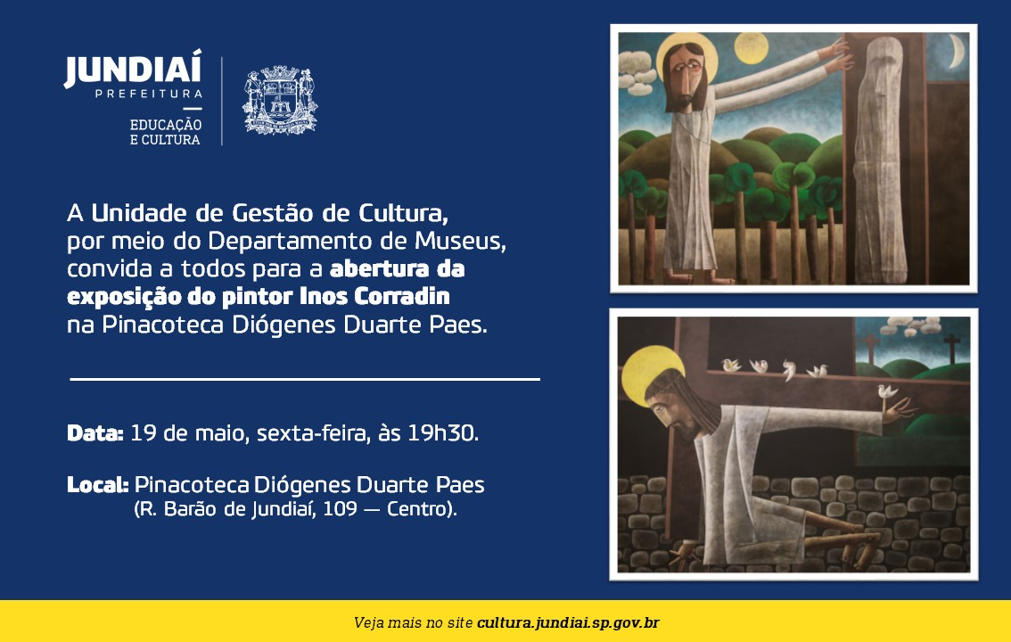 Obras Sacras de Inos Corradin