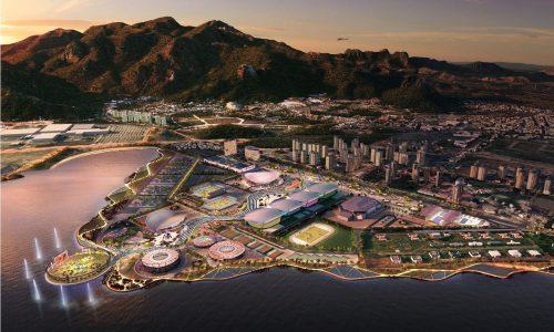 Cidades Antes e Depois das Olimpíadas