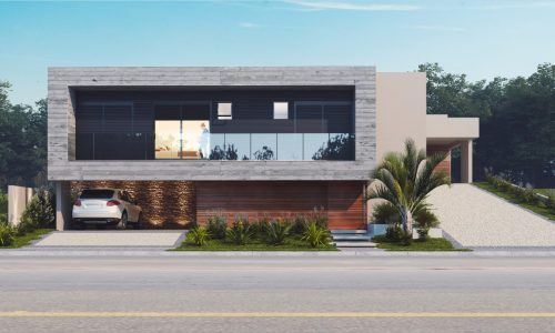 Casa Jatobás por Larissa Carbone